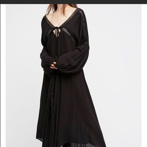 Free People Oversized Maxi Dress Medium